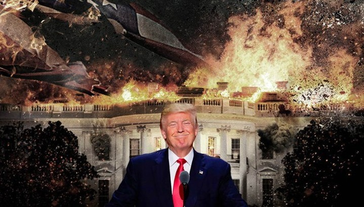 """Трамп реанимирует """"Холодную войну"""""""