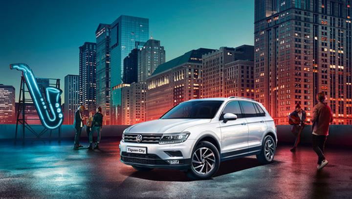 У Volkswagen Tiguan появилась новая комплектация в России