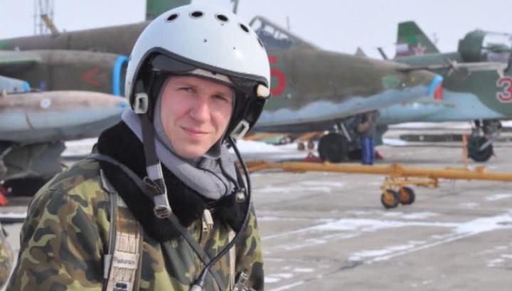 Су-25 назвали в честь погибшего в Сирии Романа Филипова