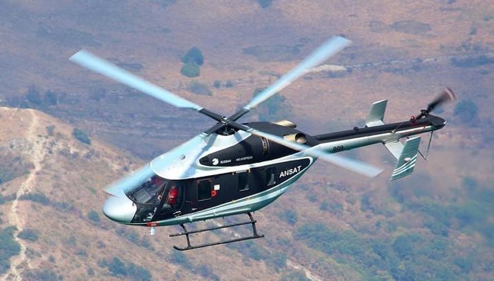 """В Китае начали сертификацию вертолета """"Ансат"""""""