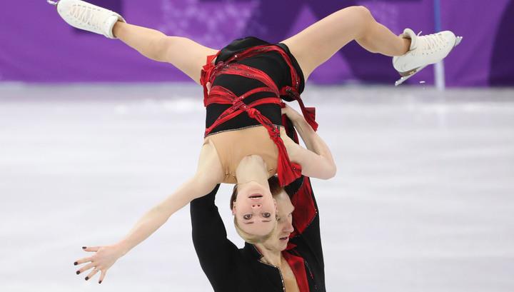 Фигуристка Тарасова получила травму на тренировке и была госпитализирована