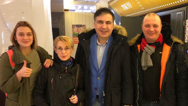 Саакашвили посмотрел «Смерть Сталина» и впал в ностальгию