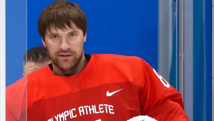 Вратарь Кошечкин выйдет на лед в стартовом матче Олимпиады