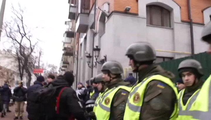 Лидер украинских неонацистов пригрозил новыми погромами объектов РФ