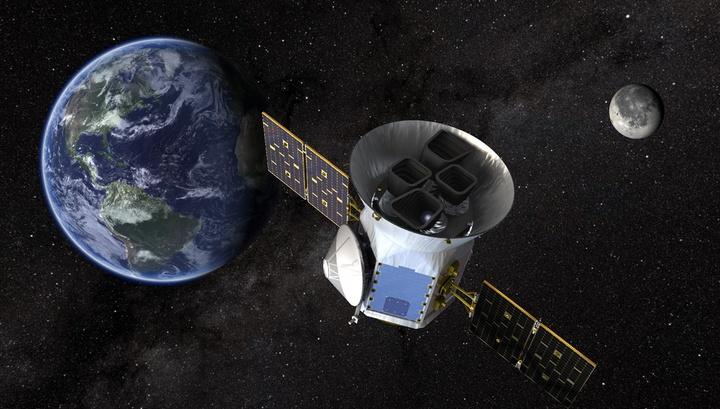 На низком старте: НАСА анонсировало запуск нового охотника за экзопланетами