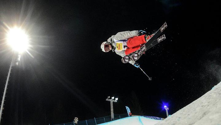 Павел Чупа не смог выйти в финал в олимпийском хаф-пайпе