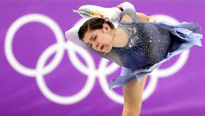 Евгения Медведева: два рекорда в короткой программе – это исторический момент