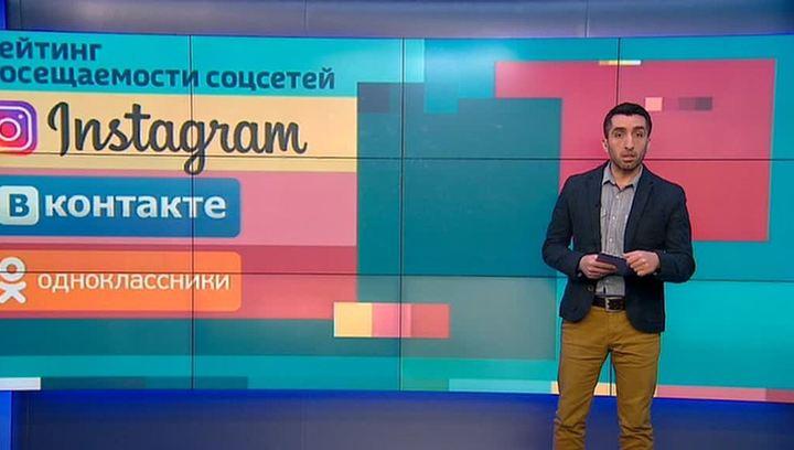 Вести.net: Instagram стала самой популярной соцсетью у москвичей