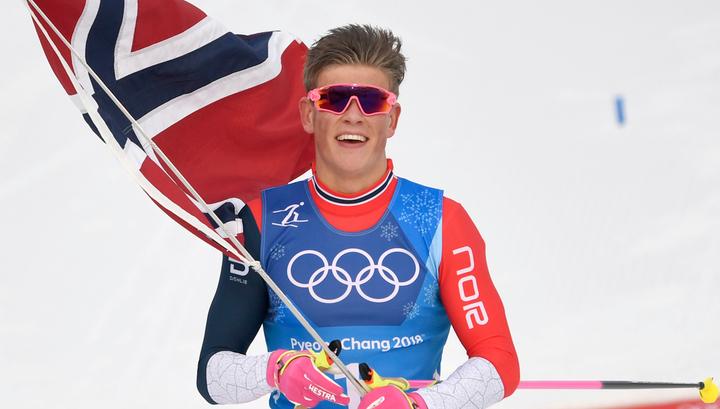 Чемпион Игр в лыжном спринте Клэбо отказался бежать марафон