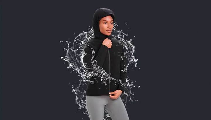 Смарт-куртка отрегулирует подогрев в зависимости от ситуации