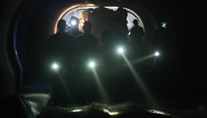 На угольной шахте в Грузии погибли четыре шахтера