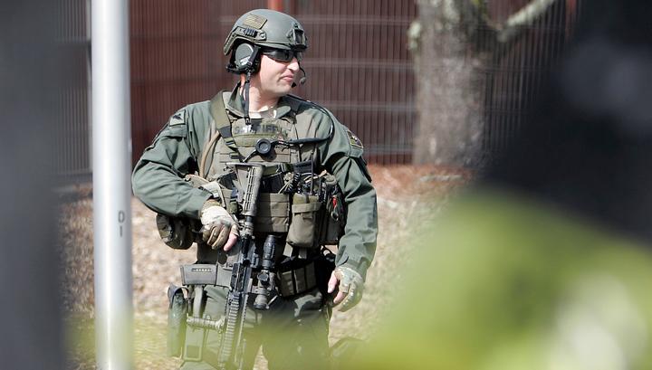 Стрельба в торговом центре в Калифорнии: один человек убит