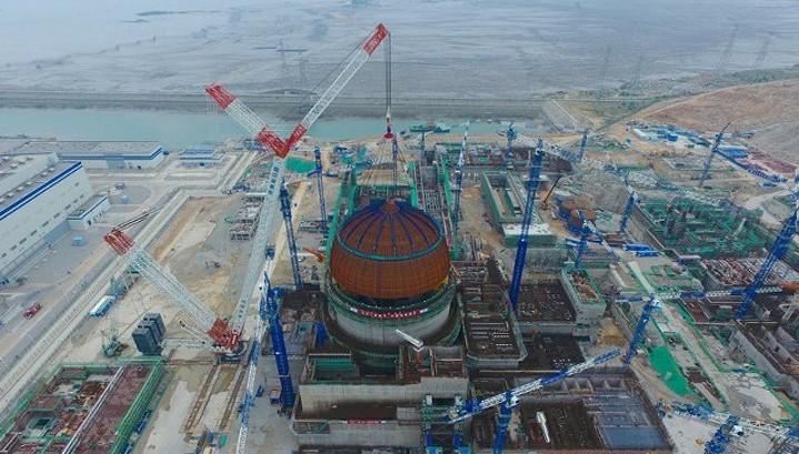 Areva вернет €450 млн Финляндии за срыв стройки АЭС