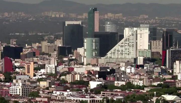 """В Мексике задержан один из главарей наркокартеля """"Залив"""""""