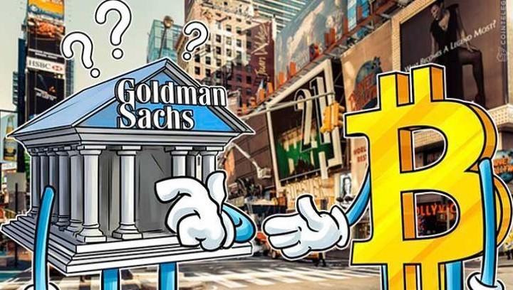 Goldman Sachs прогнозируют обвал курса биткоина