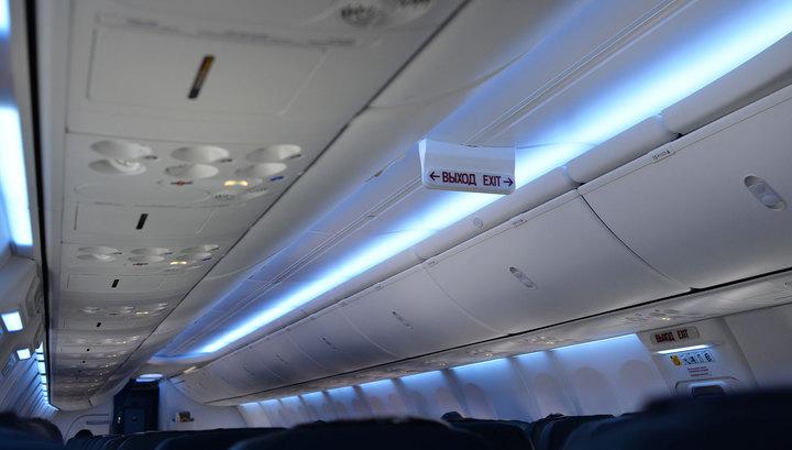 Пьяный пассажир пытался прервать полет самолета из Москвы в Бангкок