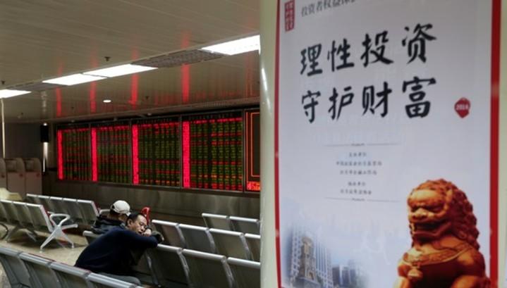 Китайские рынки замерли на время сессии ВСНП