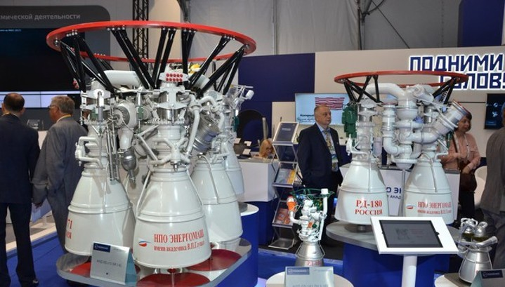 """""""Энергомаш"""" создаст двигатели для легких ракет"""