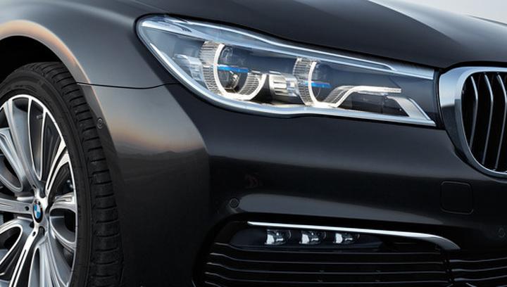 """Европейское производство """"семерки"""" BMW остановят на целый год"""