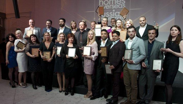 19 апреля в Москве наградят лучшие компании зарубежной недвижимости