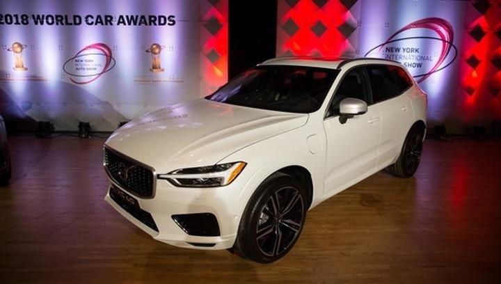 Назван самый лучший автомобиль 2018 года