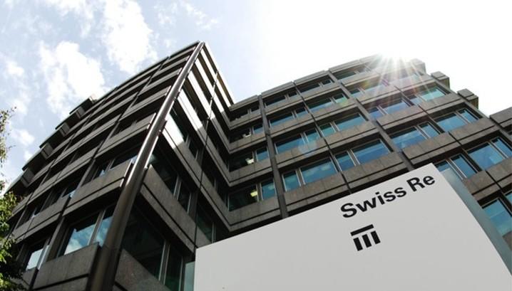 SoftBank хочет купить долю в Swiss Re за $9,6 млрд