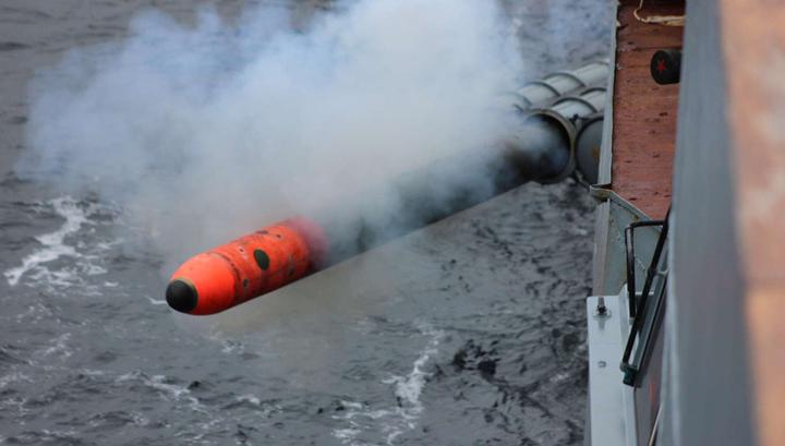 Дуэль на торпедах. Российские подводники устроили учебный бой