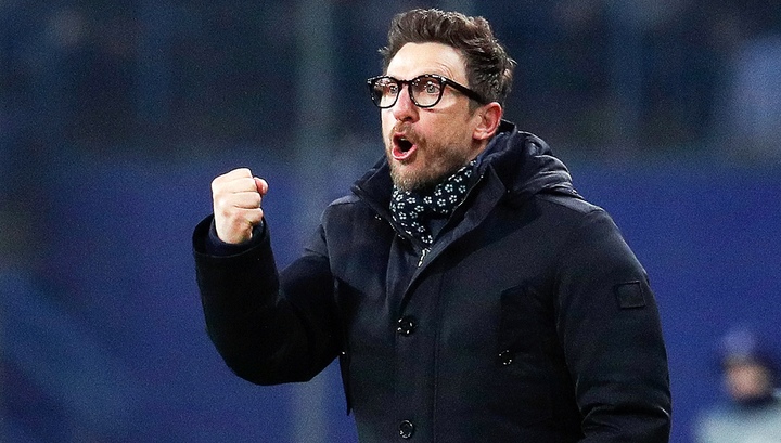 """Тренер """"Ромы"""" Ди Франческо может возглавить """"Челси"""""""