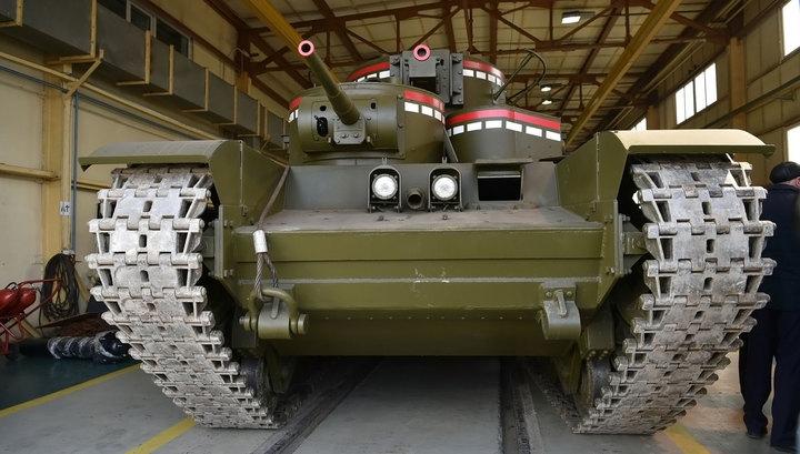 «Парадный мамонт Сталина» Т-35 вернулся встрой
