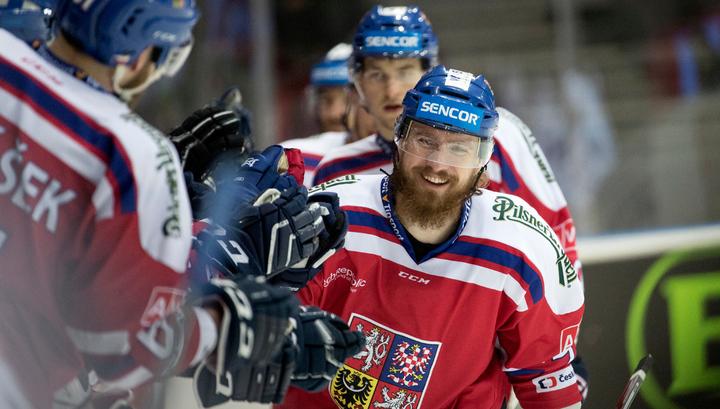 Чешские хоккеисты обыграли финнов в серии буллитов