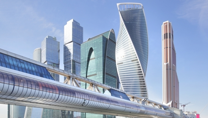 """В """"Москва-Сити""""  построят новый небоскреб"""