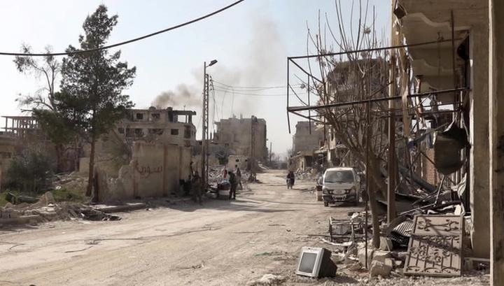 Катар вынуждают отправить войска в Сирию