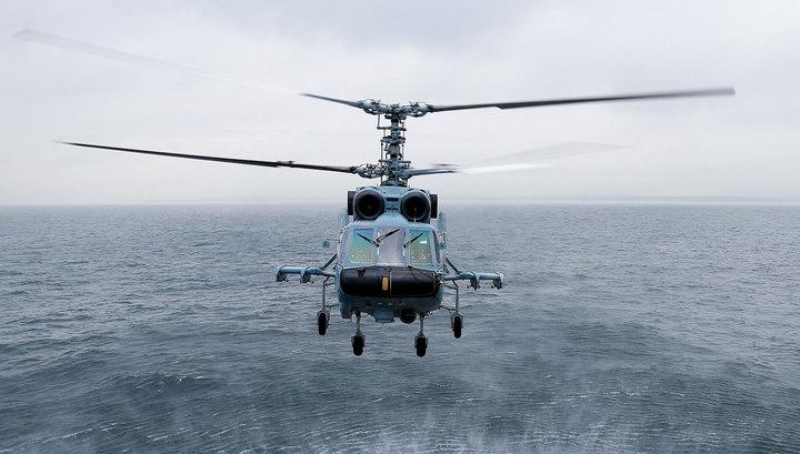 На Балтике найден рухнувший в море боевой вертолет ВМФ
