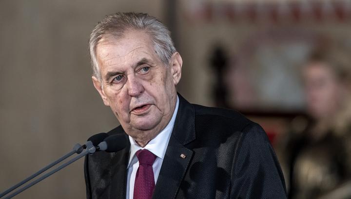 Плана нет, ЕС дал сбой, считает Земан