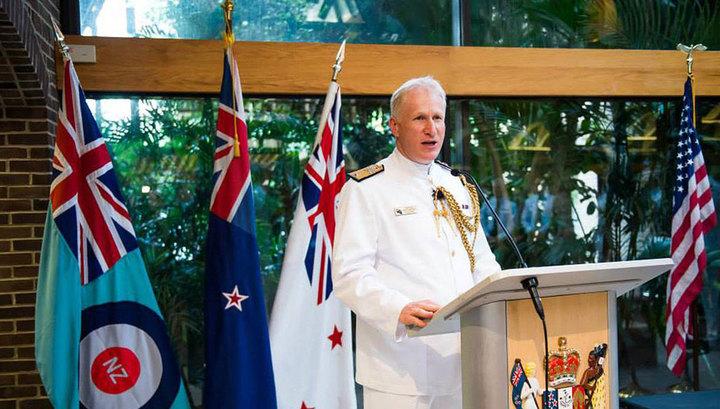Главного военного атташе Новой Зеландии в США обвинили в установке камеры в туалете