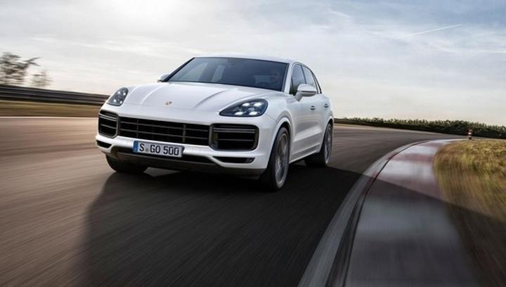 Новый Porsche Cayenne превратят в кросс-купе