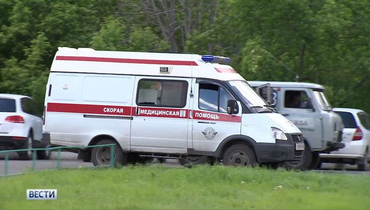 "Семь человек пострадали при взрыве на объекте ""Сургутнефтегаза"" в ХМАО"