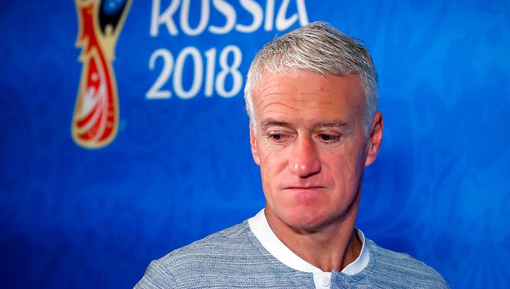 Тренер французов Дешам высказался о шансах России на чемпионате мира