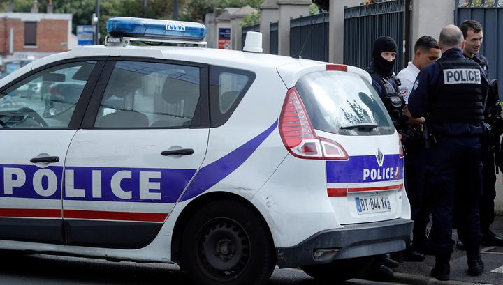 Схвачен подозреваемый в атаке в парижском метро