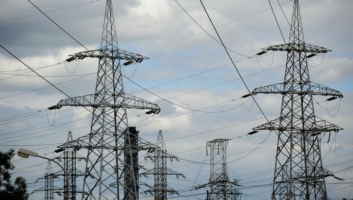 Осадки и ветер оставили без света 250 украинских населенных пунктов