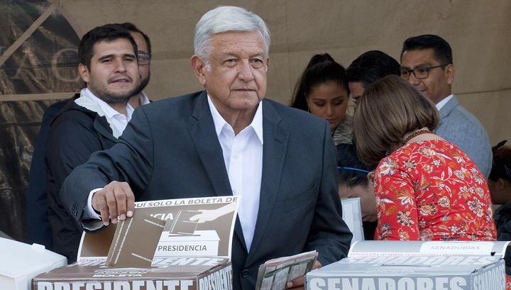 Новоизбранный президент Мексики отказывается от личного самолета