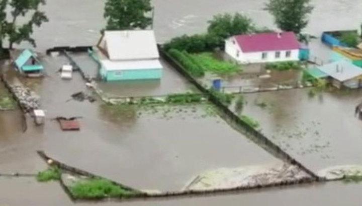 Результаты паводка в Забайкалье: мосты и дороги восстановят к 2021 году