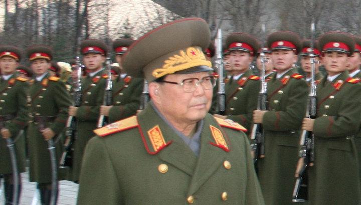 Умер бывший министр обороны КНДР Ким Ён Чхун