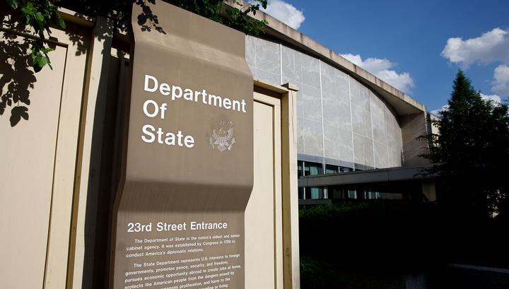 Госдеп: США поддерживают иранский народ в борьбе с радикальным исламским терроризмом