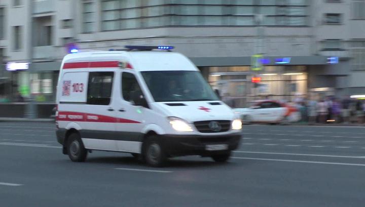 ДТП на юго-западе Москвы: один человек погиб, один пострадал