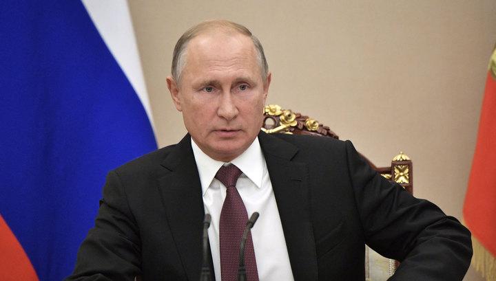Путин обсудил с Совбезом поручения по итогам Послания