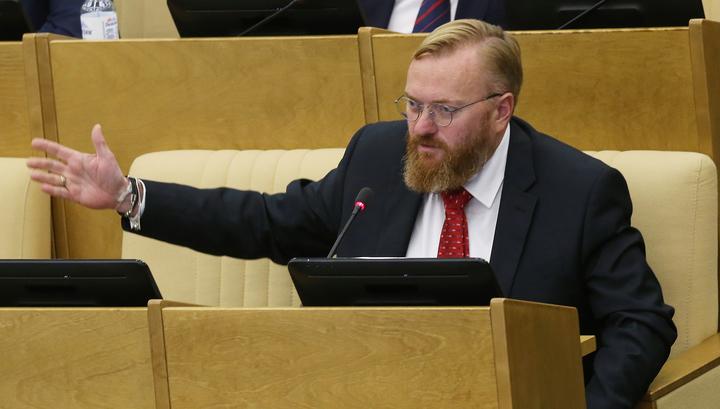 """""""Стыдно быть дешевым"""": Милонов призвал отнестись к Валуеву по-христиански"""