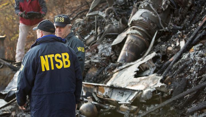 На юге Калифорнии рухнул второй самолет за два дня