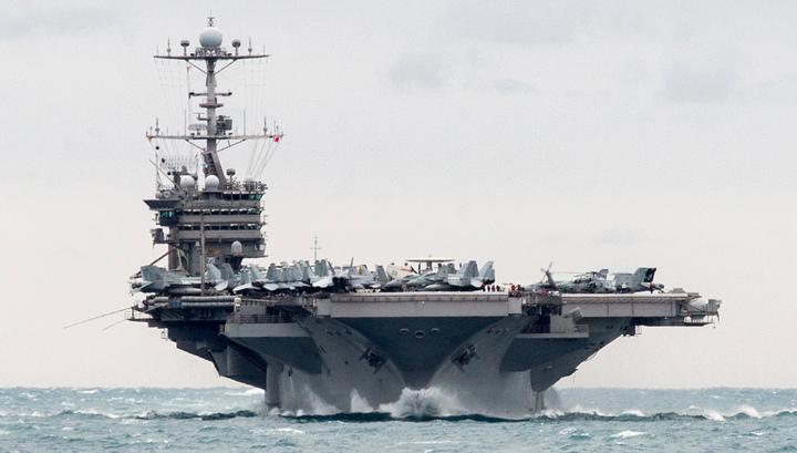 Американский посол: авианосцы США в Средиземном море - сигнал для Москвы