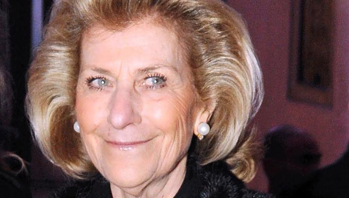 Скончалась почетный президент модного дома Salvatoree Ferragamo Ванда Феррагамо
